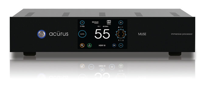 Acurus Muse 16 channel processor